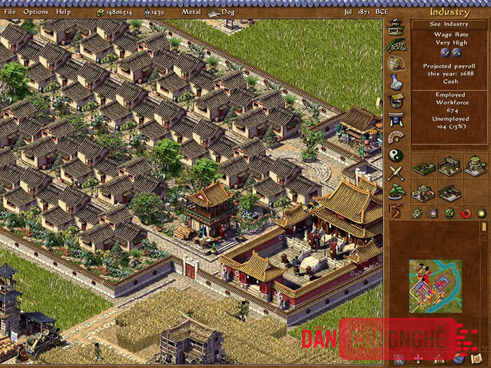 game Emperor-Rise of the Middle Kingdom (1)