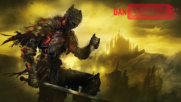game hành động dark souls