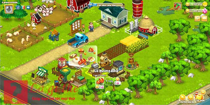 tải game nông trại vui vẻ