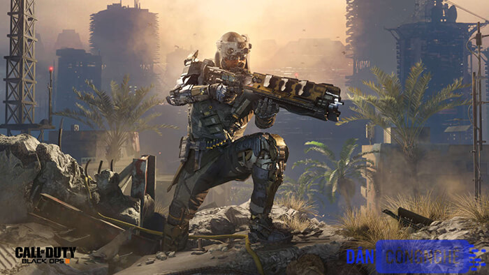 Call of Duty 12 Black Ops 3