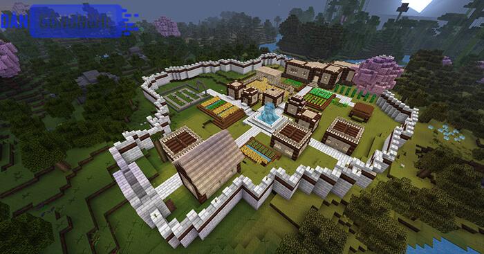 Minecraft Hexxit