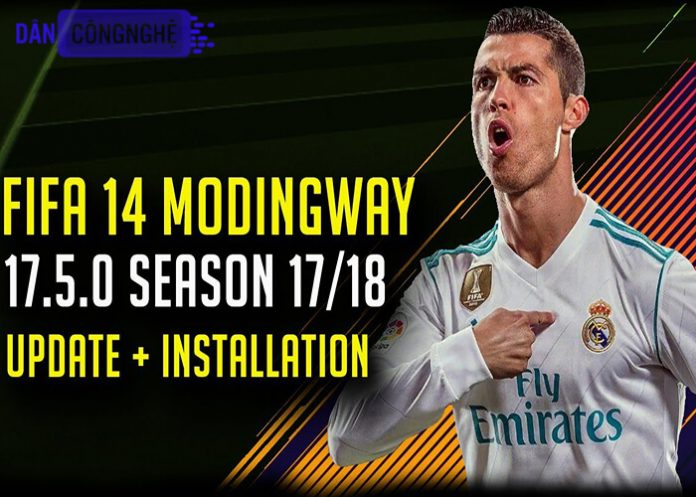 Moddingway fifa 14 v 17.5.0 AIO