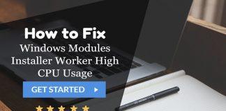 windows modules installer worker là gì
