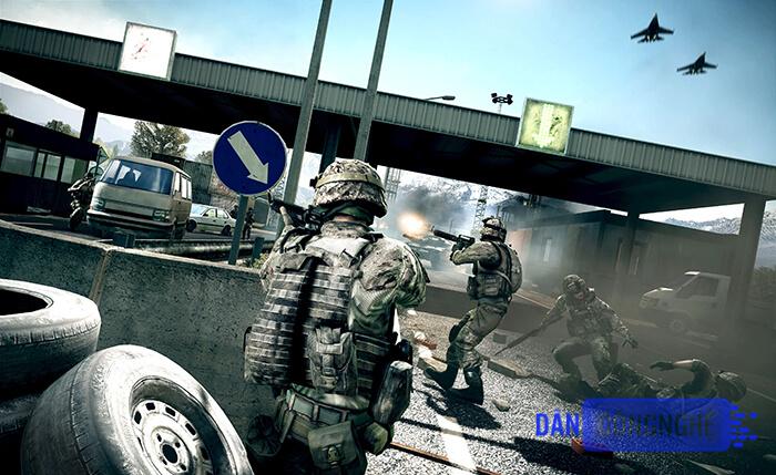 battlefield 3 cấu hình