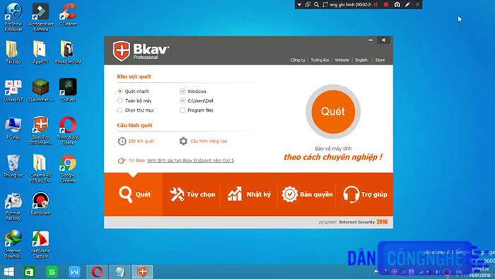 tải Bkav Pro Full Crack