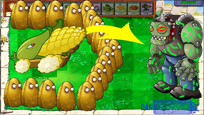 tải game Plants vs Zombies