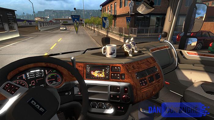 xin key Euro Truck Simulator 2.