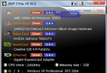 3DP Chip Portable