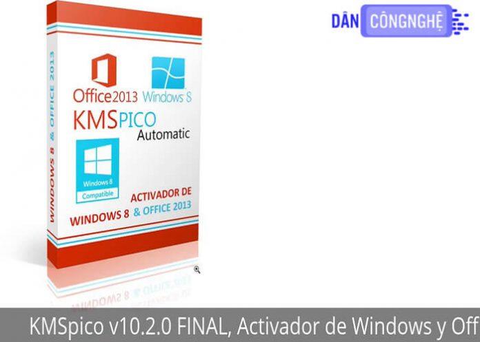 KMSpico v10.2.0.