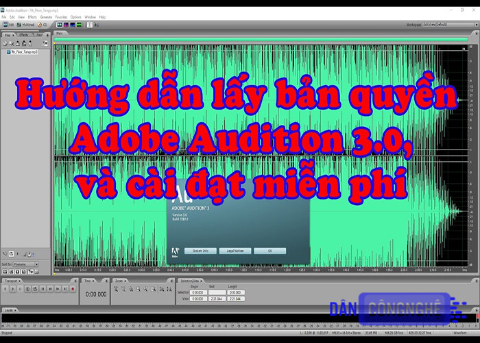 Adobe audition 3.0 for mac full version 2020