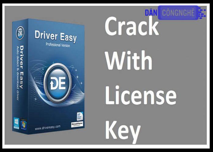 cách cài đặt driver easy