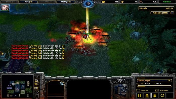 map thiên kiếm 6.5 warcraft 3