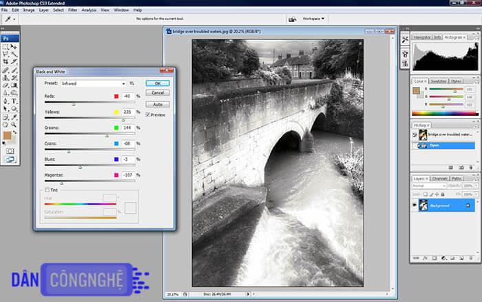 photoshop cs3 portable không cần cài đặt