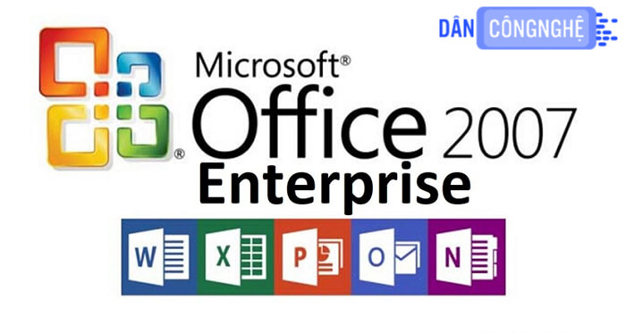 tải Office 2007 Full Key 2018