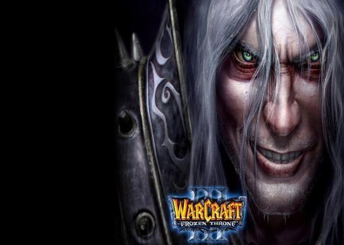 warcraft3 frozen throne