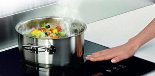 Bếp từ không tăng giảm được nhiệt độ