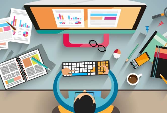 Thiết kế website sáng tạo