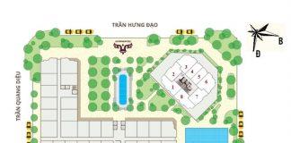 Vị trí đắc địa của The Monarchy Đà Nẵng